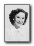 PATRICIA SELF: class of 1950, Grant Union High School, Sacramento, CA.