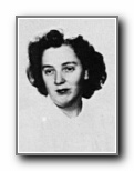 ANNETTE ST. CLAIRE: class of 1950, Grant Union High School, Sacramento, CA.