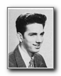 JAMES STEWART: class of 1950, Grant Union High School, Sacramento, CA.