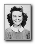 SYLVIA TURNER: class of 1950, Grant Union High School, Sacramento, CA.