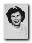 ISABELL WHITE: class of 1950, Grant Union High School, Sacramento, CA.