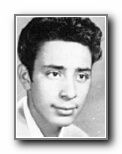 MANUEL AMARO: class of 1951, Grant Union High School, Sacramento, CA.