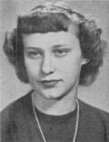 HAZEL ANDERSON: class of 1951, Grant Union High School, Sacramento, CA.