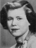 ARLENE BENDER: class of 1951, Grant Union High School, Sacramento, CA.