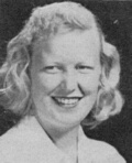 JANICE BILLINGSLEY: class of 1951, Grant Union High School, Sacramento, CA.