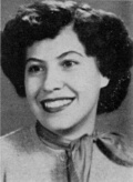 THERESA BLAS: class of 1951, Grant Union High School, Sacramento, CA.