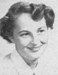 MILLICENT BOLTON: class of 1951, Grant Union High School, Sacramento, CA.