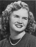 BARBARA BROWN: class of 1951, Grant Union High School, Sacramento, CA.