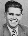 JOHNY DEAN BURNS: class of 1951, Grant Union High School, Sacramento, CA.