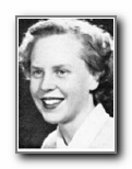 MARY ANN CLIFFORD: class of 1951, Grant Union High School, Sacramento, CA.