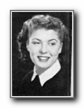 CLARICE COX: class of 1951, Grant Union High School, Sacramento, CA.