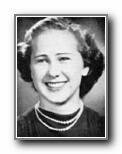BEVERLY CRISP: class of 1951, Grant Union High School, Sacramento, CA.