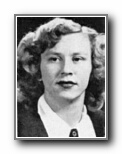 BEVERLY CROWE: class of 1951, Grant Union High School, Sacramento, CA.