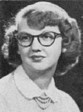 DELORES CAGLE: class of 1951, Grant Union High School, Sacramento, CA.