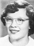 MARIA CAMPOS: class of 1951, Grant Union High School, Sacramento, CA.
