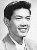 DANNY CHAN: class of 1951, Grant Union High School, Sacramento, CA.