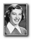 KATHLEEN DYE: class of 1951, Grant Union High School, Sacramento, CA.