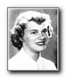 BETTY NORDINE: class of 1951, Grant Union High School, Sacramento, CA.