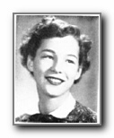 JACKIE PEPER: class of 1951, Grant Union High School, Sacramento, CA.