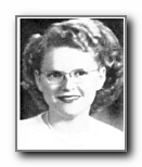 MARY PURVIS: class of 1951, Grant Union High School, Sacramento, CA.