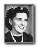 BEVERLY SPEARS: class of 1951, Grant Union High School, Sacramento, CA.