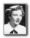 JOANNE STRONG: class of 1951, Grant Union High School, Sacramento, CA.