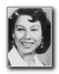 VICTORIA ACUNA: class of 1952, Grant Union High School, Sacramento, CA.