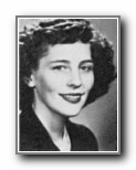 GWEN ANDREWS: class of 1952, Grant Union High School, Sacramento, CA.