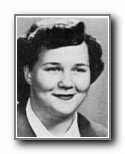 JOANNE BERARD: class of 1952, Grant Union High School, Sacramento, CA.