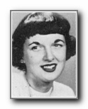 GEORGIA BINNING: class of 1952, Grant Union High School, Sacramento, CA.