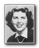 JO ANN BROWN: class of 1952, Grant Union High School, Sacramento, CA.