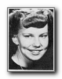 LOIS BROWN: class of 1952, Grant Union High School, Sacramento, CA.