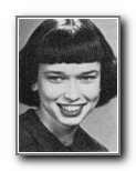 DARLENE PERRY: class of 1952, Grant Union High School, Sacramento, CA.