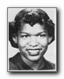 EDNA MAE ROSS: class of 1952, Grant Union High School, Sacramento, CA.