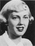 YVONNE BASICH: class of 1952, Grant Union High School, Sacramento, CA.