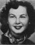 PAULINE BYRNE: class of 1952, Grant Union High School, Sacramento, CA.