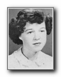 DONNA CLAAR: class of 1953, Grant Union High School, Sacramento, CA.