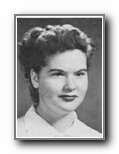WANDA CLEERE: class of 1953, Grant Union High School, Sacramento, CA.