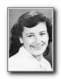 SHIRLEY CUSHMAN: class of 1953, Grant Union High School, Sacramento, CA.