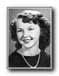 EVELYN HINKLE: class of 1953, Grant Union High School, Sacramento, CA.