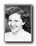 PATTY HORRELL: class of 1953, Grant Union High School, Sacramento, CA.