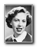 DOROTHY HUND: class of 1953, Grant Union High School, Sacramento, CA.
