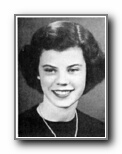 IDA MAE HUNT: class of 1953, Grant Union High School, Sacramento, CA.
