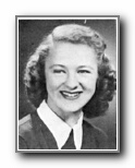 JEAN INGLIS: class of 1953, Grant Union High School, Sacramento, CA.