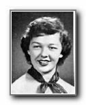CARLEEN JOHNSON: class of 1953, Grant Union High School, Sacramento, CA.