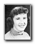 DONNA KITZERO: class of 1953, Grant Union High School, Sacramento, CA.