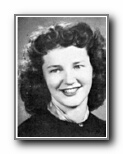 ALBERTA KROHNERT: class of 1953, Grant Union High School, Sacramento, CA.