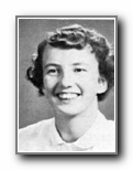 IDA WAHL: class of 1953, Grant Union High School, Sacramento, CA.