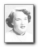 JO ANN WHITE: class of 1953, Grant Union High School, Sacramento, CA.