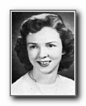 SUE WILLIAMS: class of 1953, Grant Union High School, Sacramento, CA.